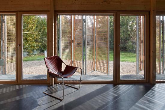 Красивые окна в частных домах