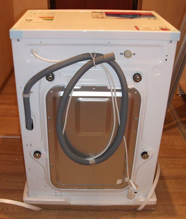 Стиральные машины установка подключение своими руками