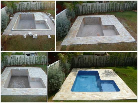 Как сделать бассейн в огороде своими руками 64